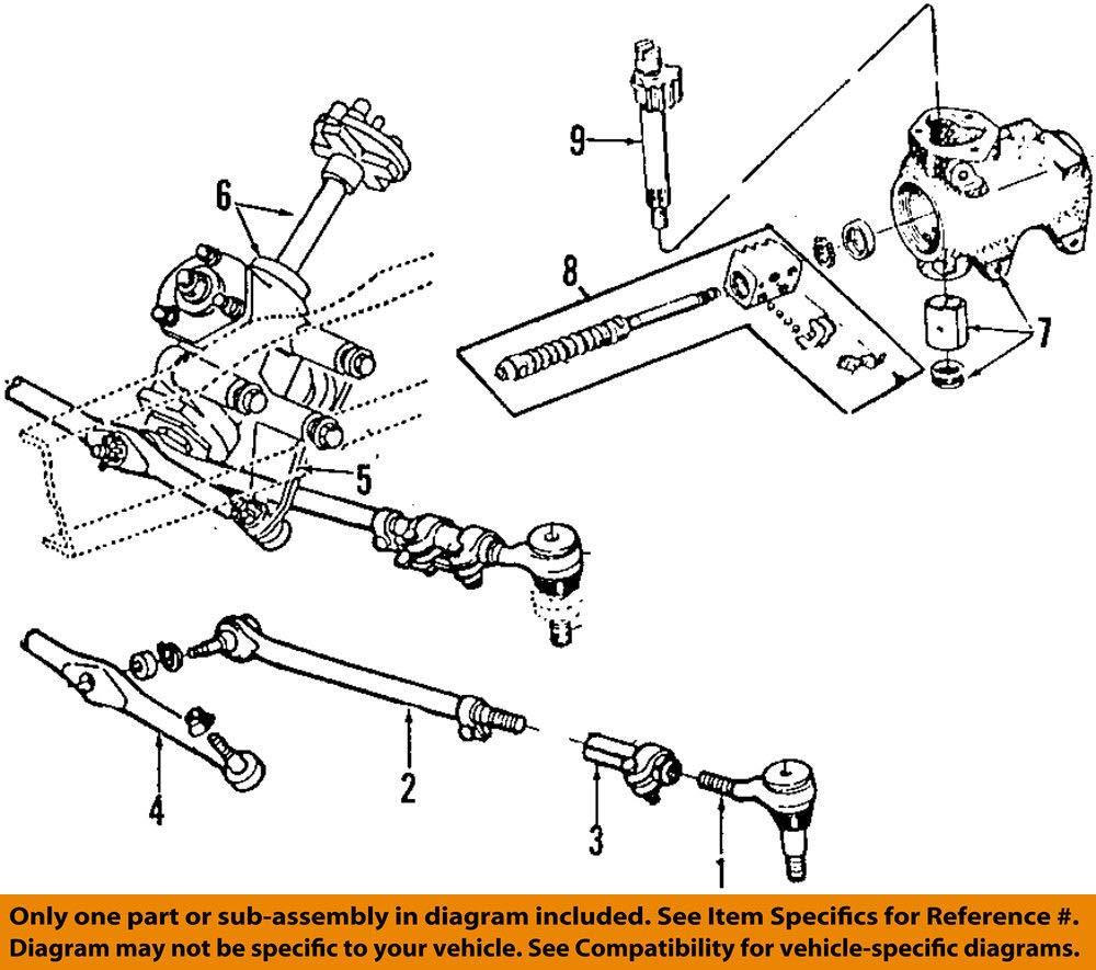 amazon ford 8c2z 3304 d rod asy drag link automotive Social Network Diagram
