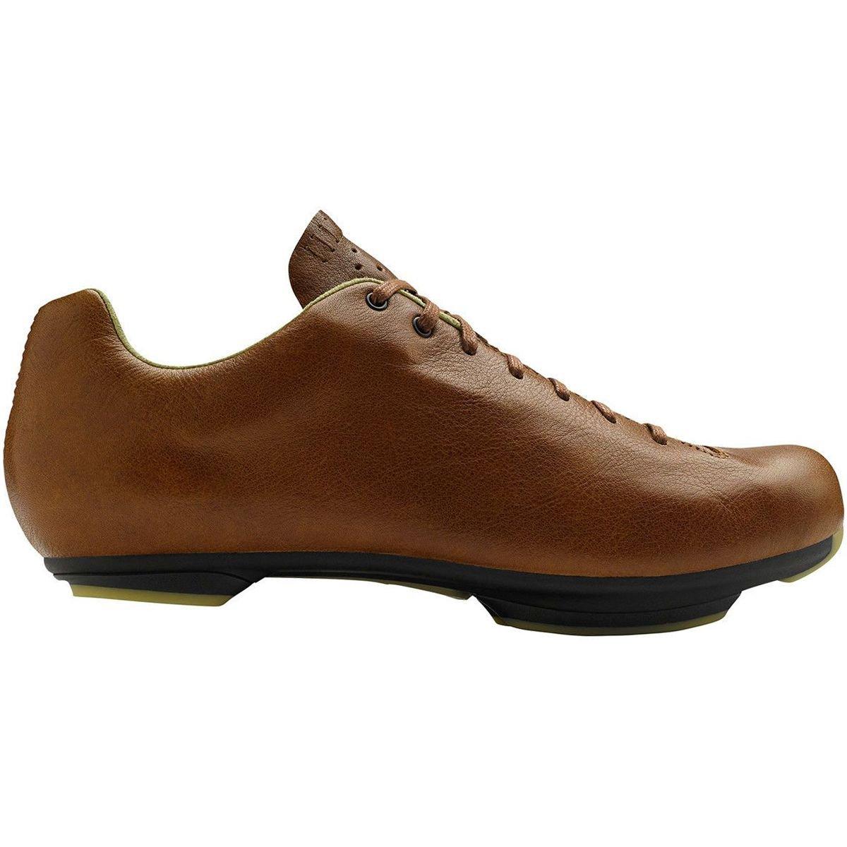 Giro Republic LX Shoe メンズ ロードバイクシューズ [並行輸入品] 日本サイズ 25cm (39) Sepia Leather/Black B07MCH5CMR