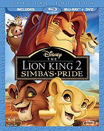 amazon com the lion king ii simba\u0027s pride special edition The Lion King Topic