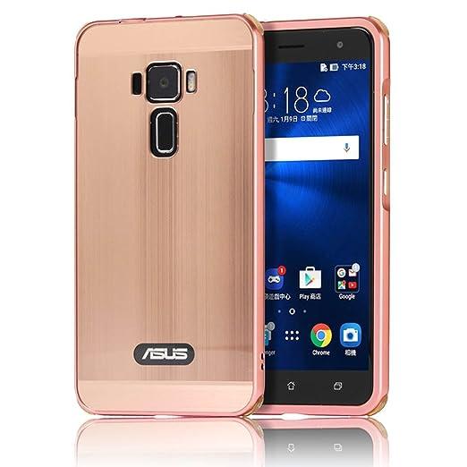 3 opinioni per Sunroyal® Custodia ASUS ZenFone 3 ZE520KL, Bling Strass Case Cover Specchio in