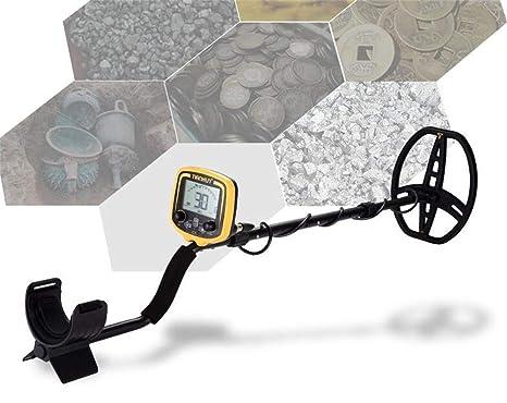 Zxh - Detector de Metales con Bobina metálica Impermeable para Bobina de búsqueda de Tesoros subterráneos