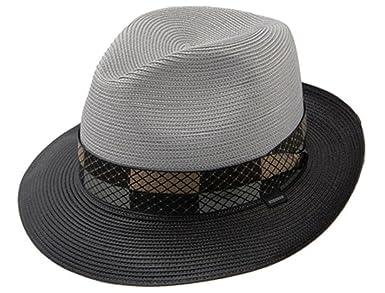 b88fb59dd97 Stetson Men s Andover Florenine Milan Straw Hat at Amazon Men s Clothing  store