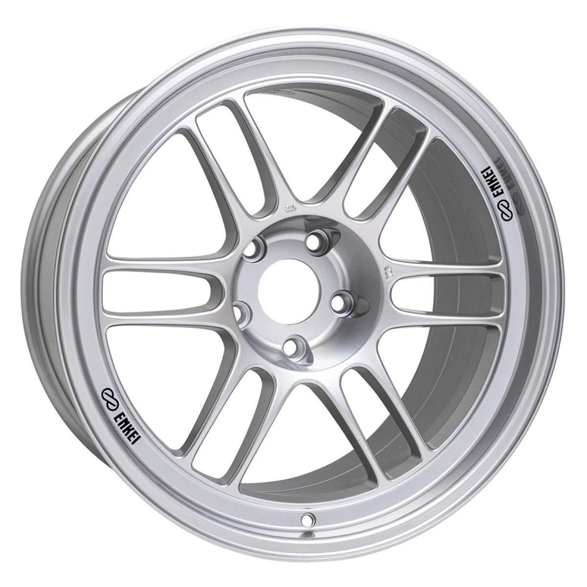 """Enkei ENKRPF Silver Wheel (17x8""""/5x100mm)"""