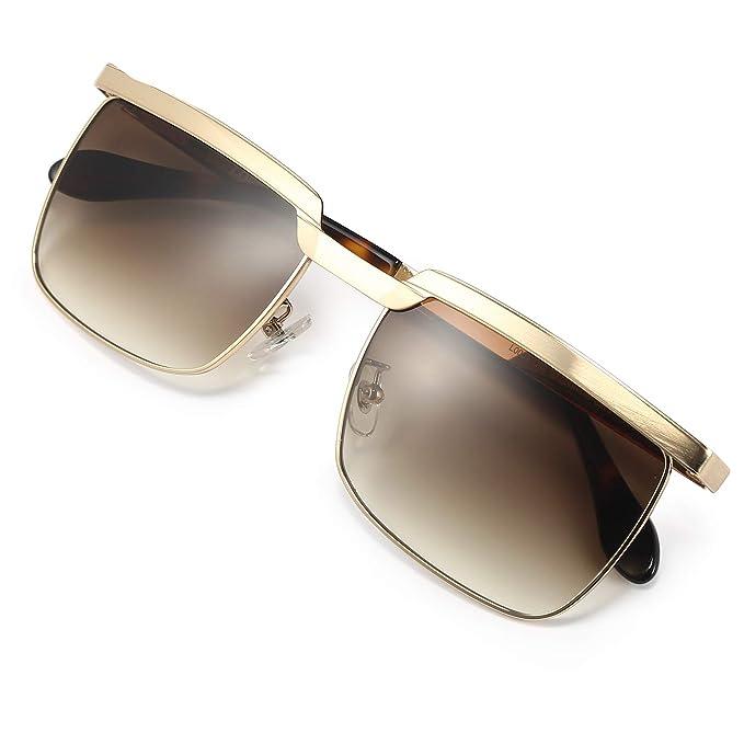 LORSEX Gafas de sol, gafas de sol para hombre-100 ...