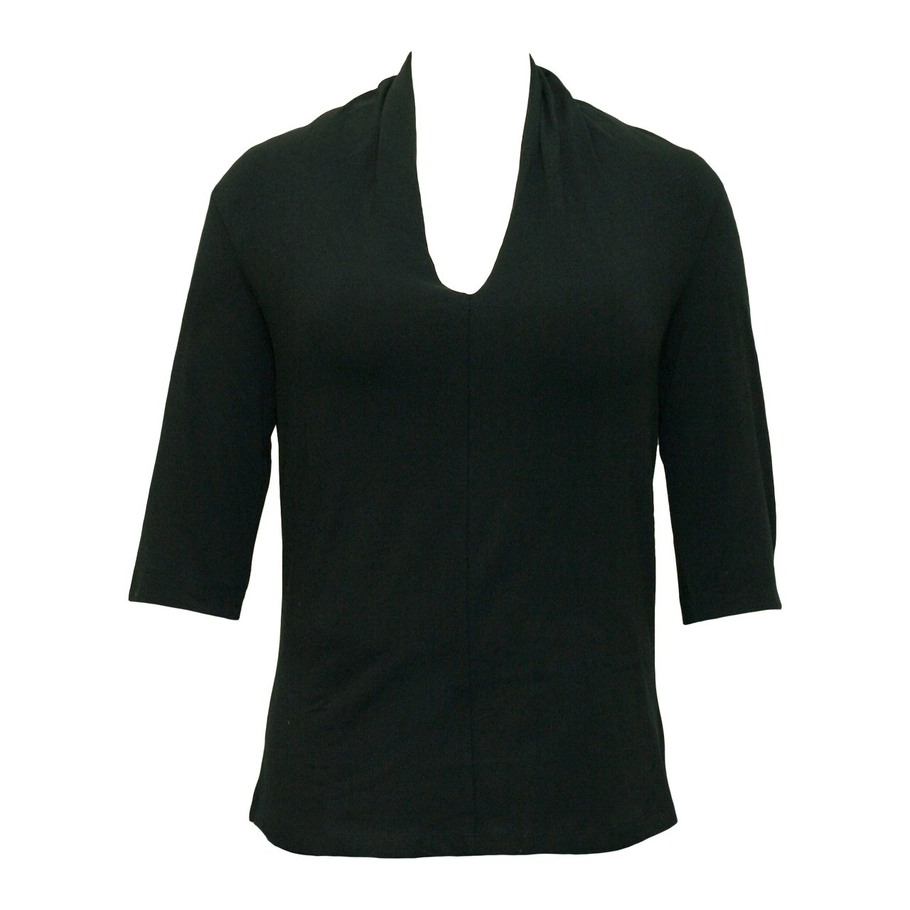 67c67dc4183deb Maggie's Organics Fitted Blouse at Amazon Women's Clothing store: