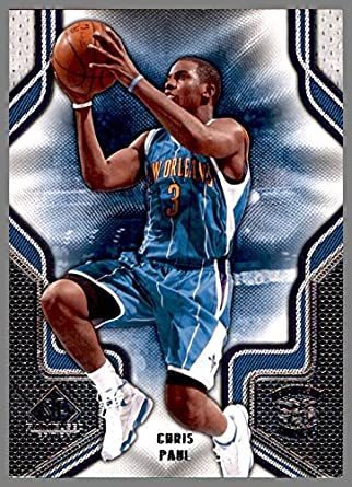 2009-10 SP Game Used  21 Chris Paul NEW ORLEANS HORNETS WAKE FOREST DEMON  DEACONS at Amazon s Sports Collectibles Store 6aa0cff7f