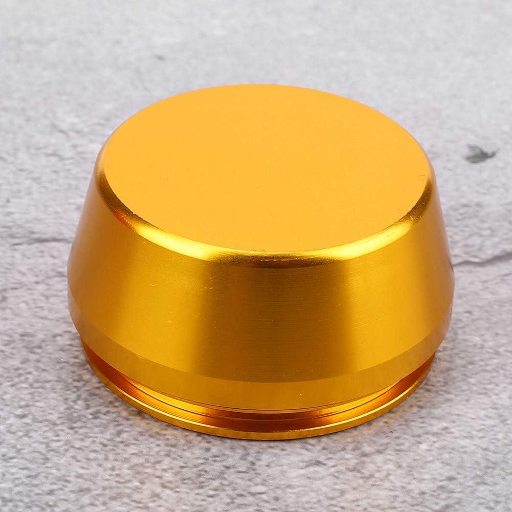 Yctze Coprimozzo 4 pezzi 56mm//2,2 pollici copri mozzo ruota centrale in lega di alluminio universale copri mozzo modificato Blu