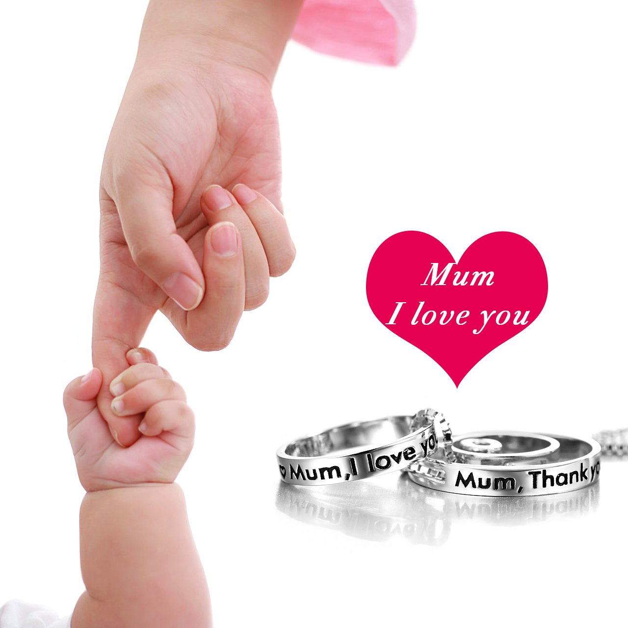 Necklace Presents for Mum Gifts for Mum Gifts Birthday Gifts for Mum ...