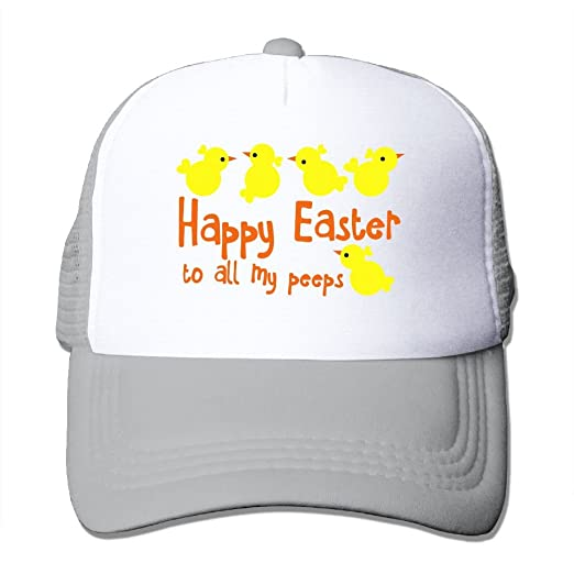 Amazoncom Oonongfu Happy Easter To All My Peeps Friends Very