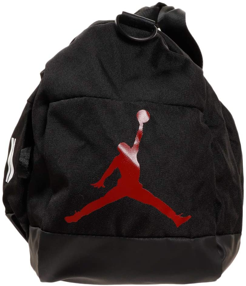 One Size, White Nike Air Jordan Velocity Duffle Bag