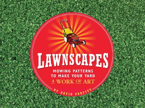 Lawnscapes: Mowing Patterns to Make Your Yard a Work of Art (Best Lawn Mowing Patterns)