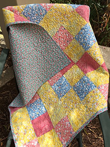 Quilted Baby Quilt, Baby Everything! by StitchesSayItBest