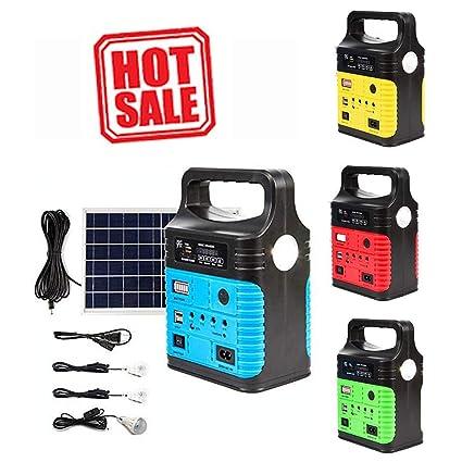 Amazon.com: UPEOR - Sistema de iluminación solar para ...