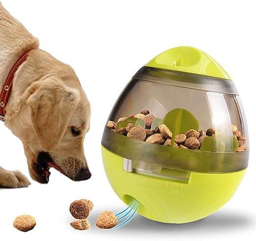 CHUER Alimentador de Comida para Perros, Gatos, Juguetes para ...