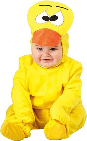 Guirca - Disfraz bebé Patito (81092): Amazon.es: Juguetes y juegos