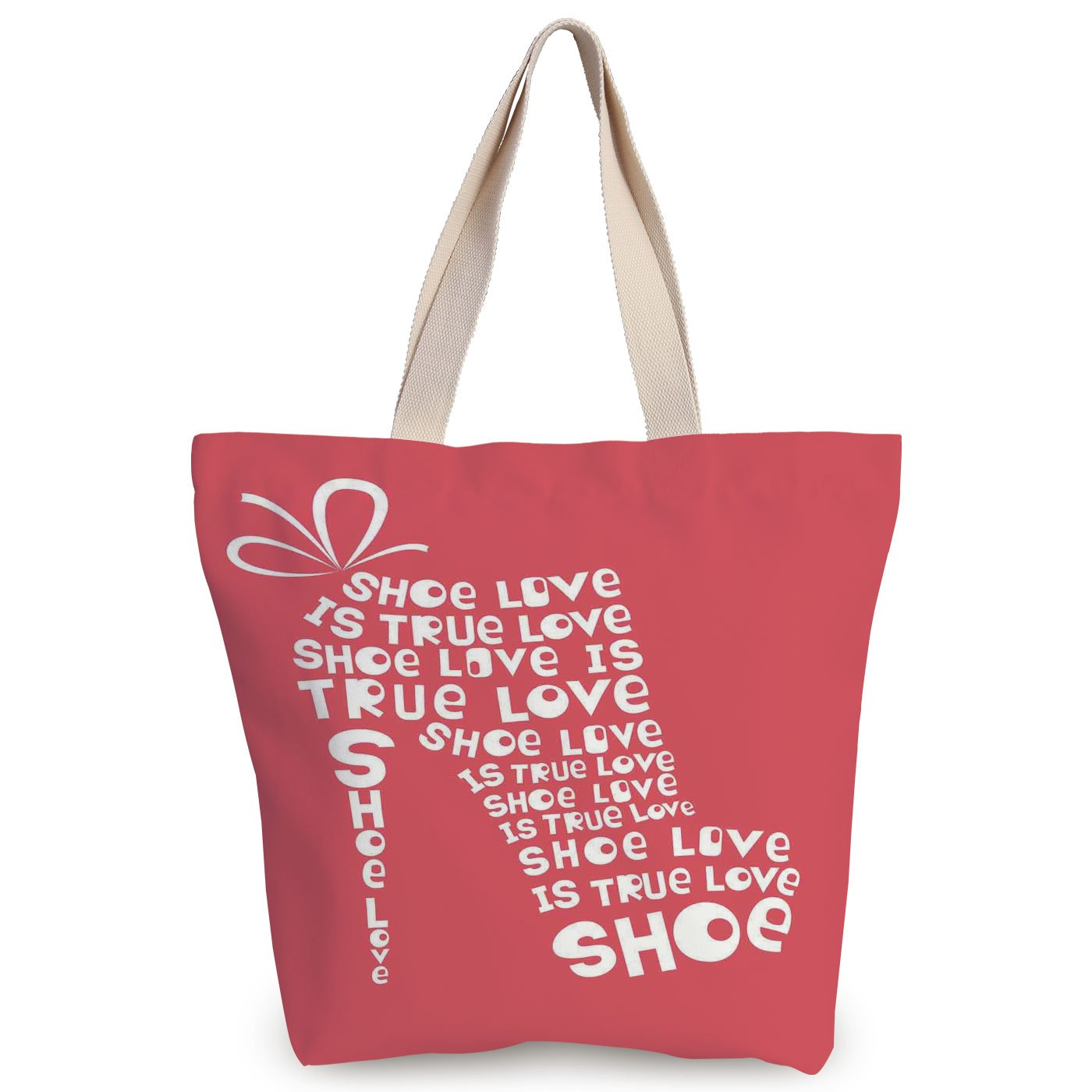 40b7fbf47f6d Amazon.com  Funky Canvas Tote Bag