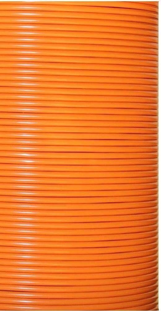 Ak Parts Fahrzeugleitung Flry 10 Meter 0 22 Mm Orange Auto