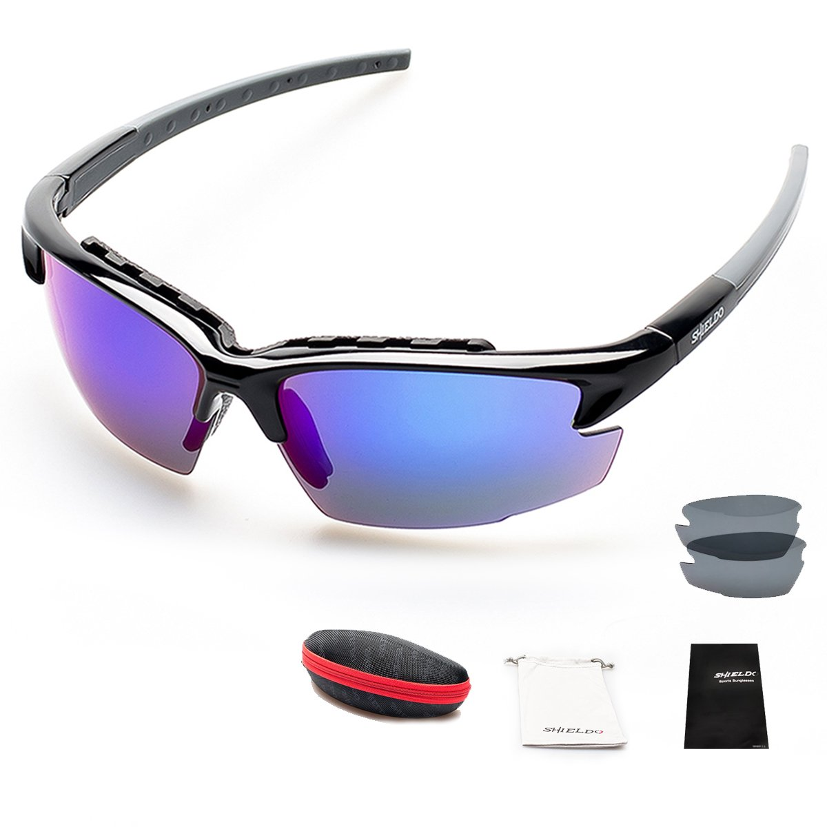 6d3115b7e49b So what do anglers prefer if they don't want to spend a large sum on their  eyewear? A pair of Shieldo Polarized Sports Sunglasses.