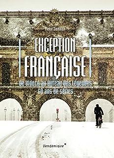 Exception française : de Vidocq au Bureau des légendes, 60 ans de séries