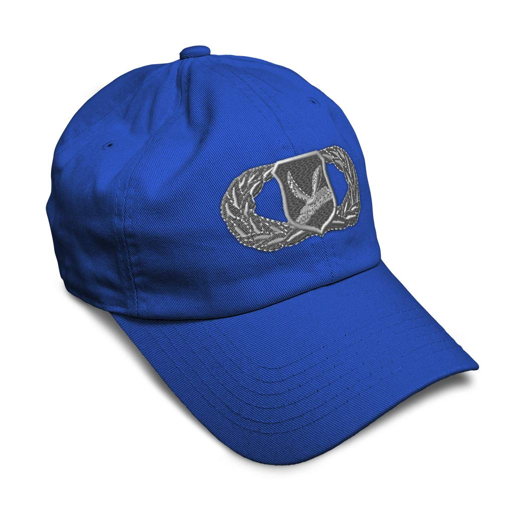 Custom Soft Baseball Cap Chaplain Service Support Embroidery Twill Cotton