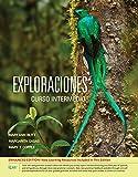 img - for Exploraciones Curso Intermedio, Enhanced book / textbook / text book