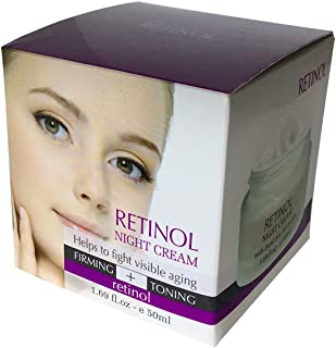 product image for Retinol Night Cream Firming and Toning 1.69 oz
