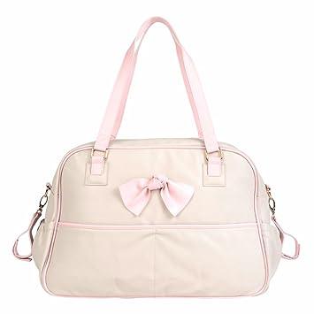 87bd8eda111ef Mayoral Newborn Big Bow Changing Bag Pink One size  Amazon.co.uk  Baby