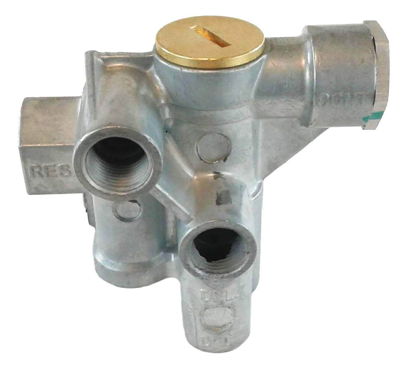 Trailer Service Internal Pressure Protection Reservoir Priority Spring Brake Control Valve for Heavy Duty Big Rigs
