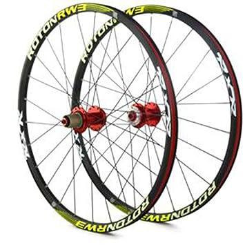 Juego de ruedas para bicicleta de montaña – Juego de ruedas delantera y trasera para bicicleta