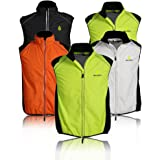 WOLFBIKE Cycling Vest Jersey for Men