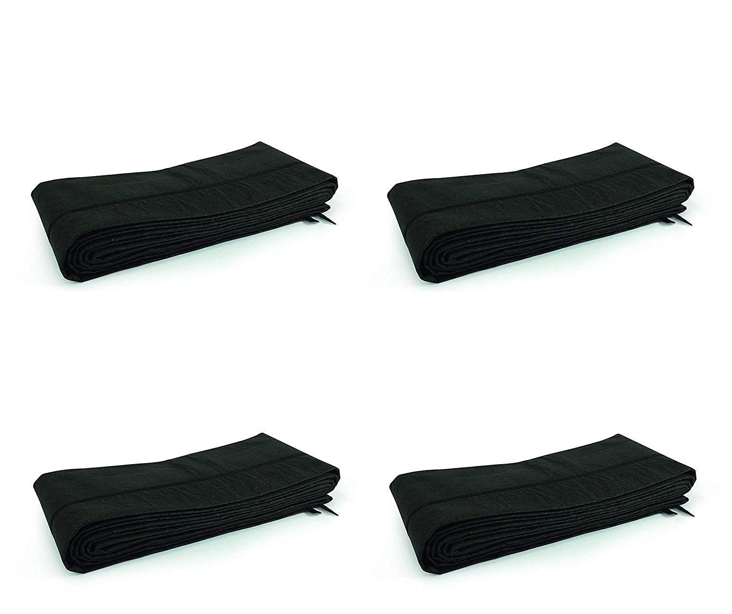 Quick Dam Water Activated Flood Barrier 17 feet (Pack of 4)