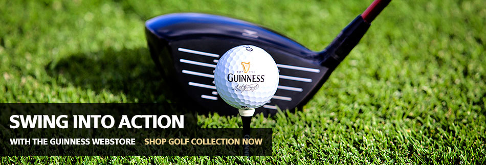 Guinness Golf Collection