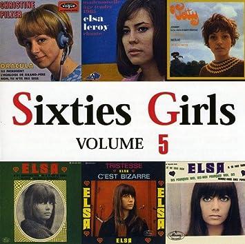 Sixties Girls, Vol  5