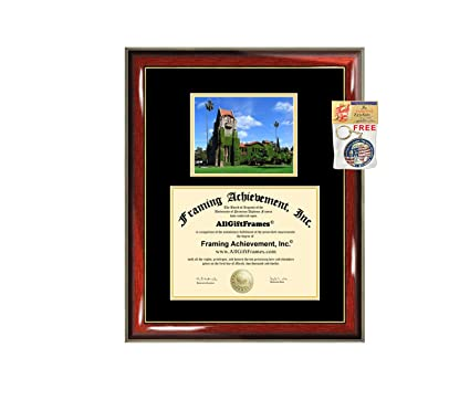 Amazon.com - San Jose State University Diploma Frame SJSU Graduation ...