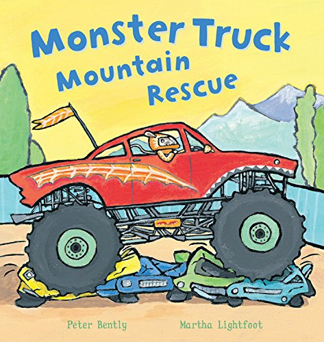 Steam Pig (Monster Truck Mountain Rescue (Busy Wheels))