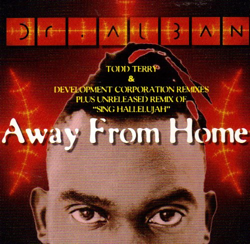 Dr. Alban - AWAY FROM HOME - Zortam Music