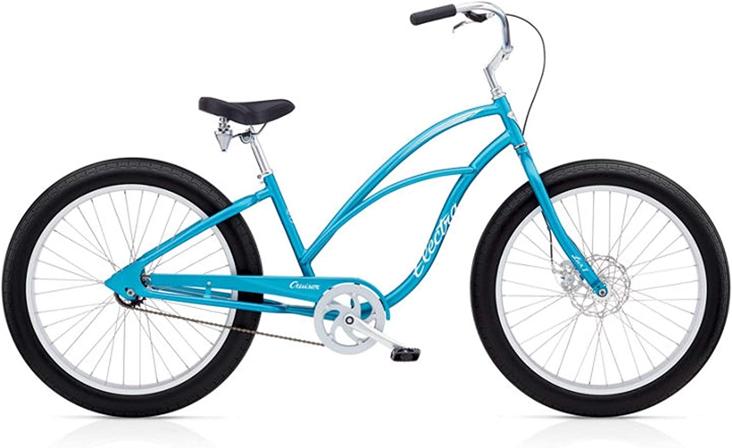 Electra Lux Fat Bike 1 Mujer bicicleta 26 Azul ladies Single Speed ...