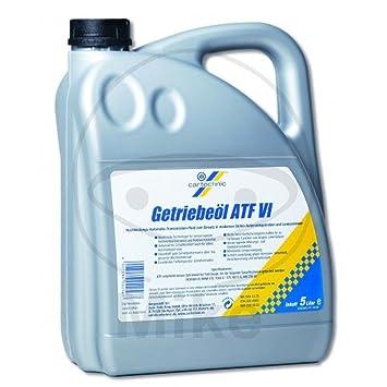 getriebeã ¶ l ATF 6 5 Liter Cartechnic Dexron VI JMC 5580052: Amazon.es: Coche y moto