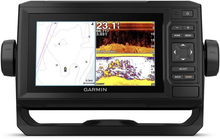 Garmin ECHOMAP Plus 64cv with Transducer