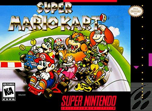Super Mario Kart Nintendo