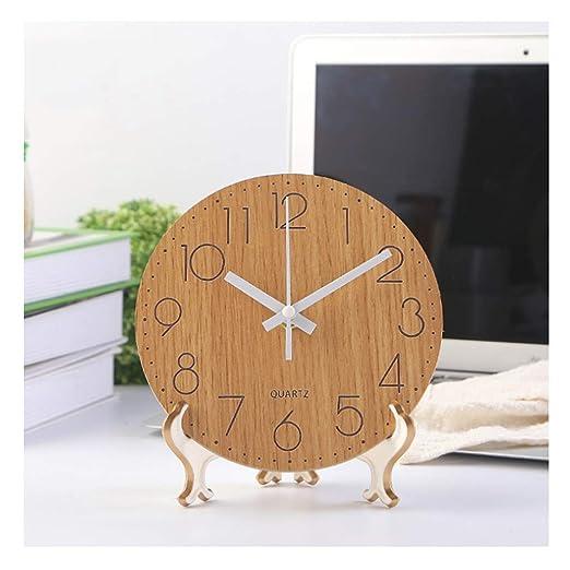 ZGP % Reloj clásico Relojes de Mesa para la Sala de Estar ...