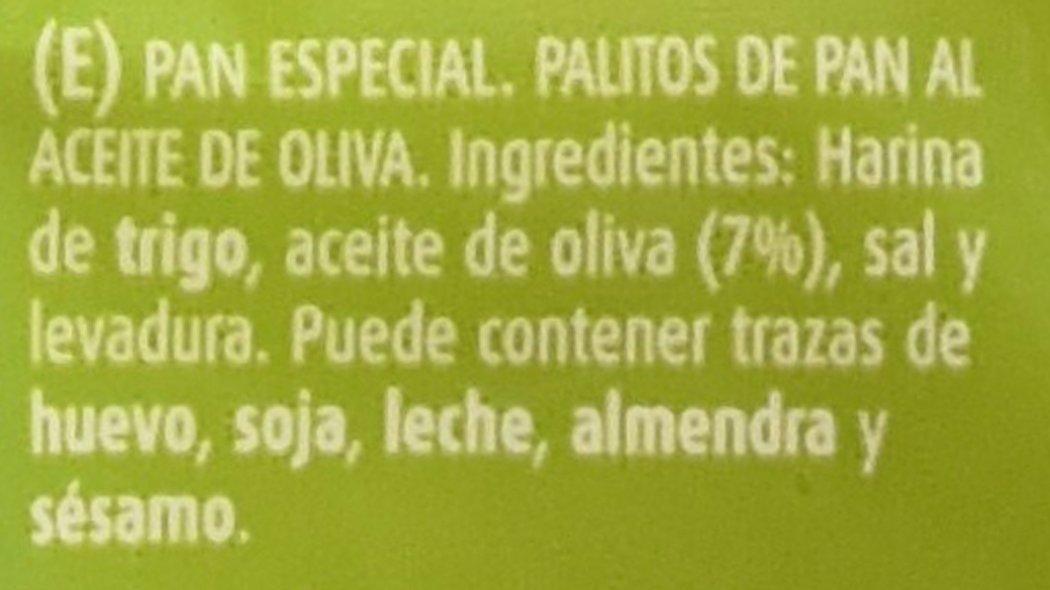 Panrico - Grisines con Aceite de Oliva - 44 g: Amazon.es: Alimentación y bebidas