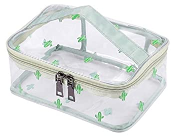 4be9fa7c6175 Amazon.com   Clear Makeup Bag