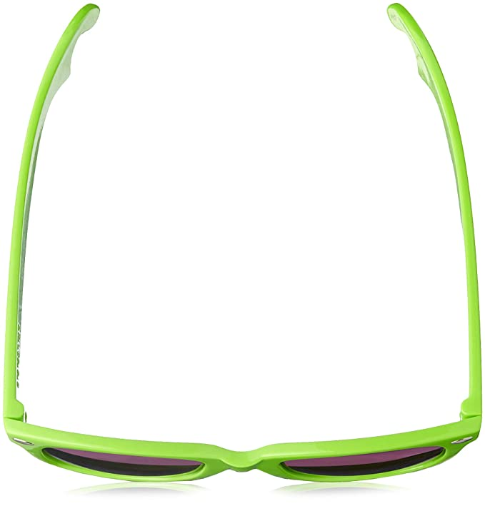Flaschenöffner Sonnenbrille Lime A Rita Wayfarer Neon Grün