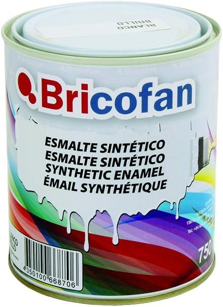 Cofan 15002105 Esmalte sintético, Blanco satinado, 750 ml