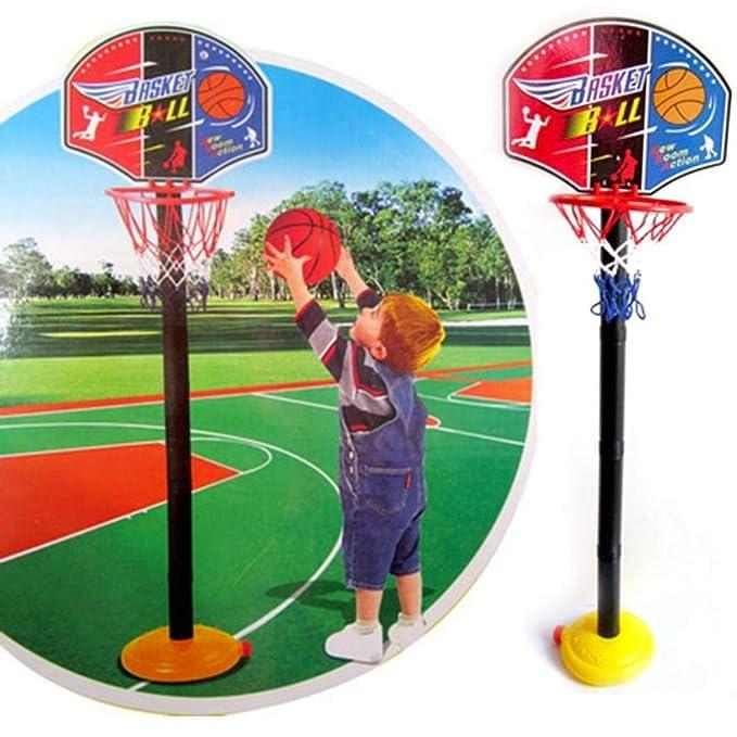LYH Canasta Baloncesto Infantil Niños Niños Regalo Baloncesto ...