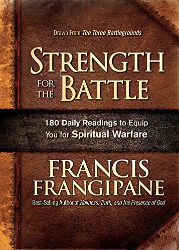 Strength for the Battle: Wisdom and Insight to Equip You for Spiritual Warfare (Equip Rescue)