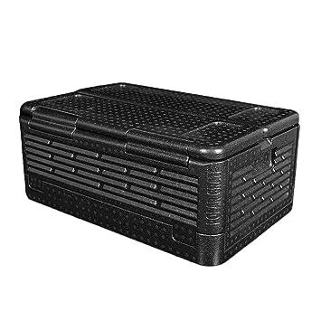 Fantasyworld 35L portátil de tamaño del Coche Refrigerador ...