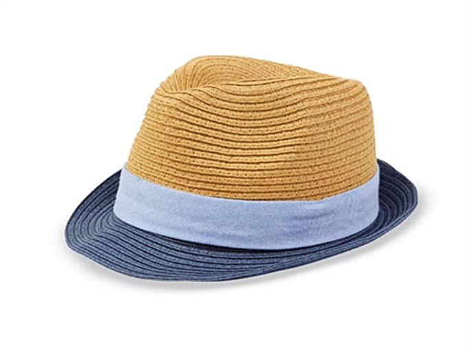 5932479d761 Image Unavailable. Image not available for. Color  Mud Pie Baby-boys Straw  Fedora Hat