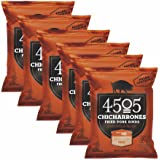 4505 Chicharrones (Fried Pork Rinds) Smokehouse BBQ, 1 oz, 6-pack